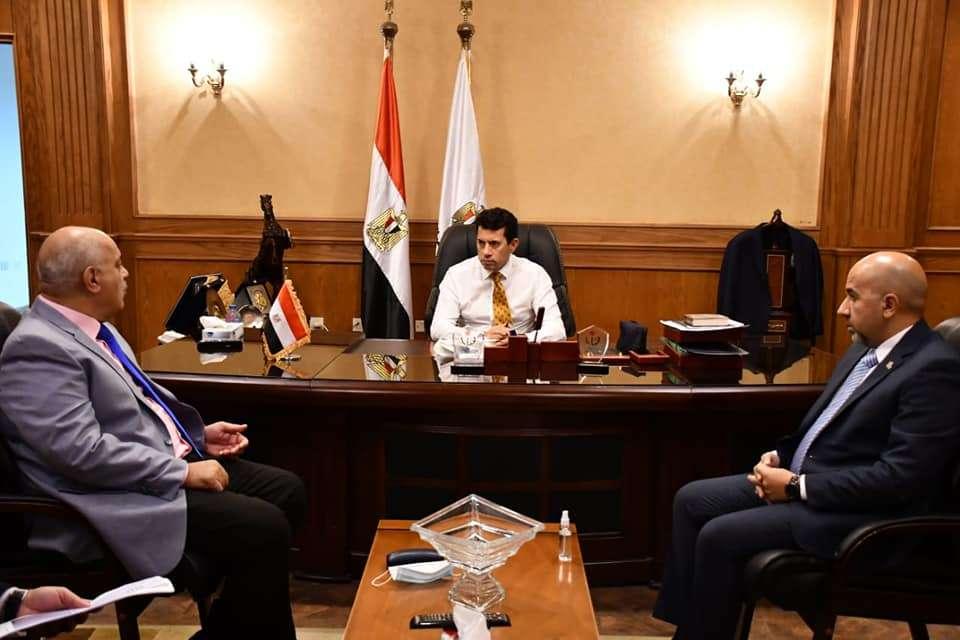 مصر تستعد لاستضافة بطولة العالم للرماية