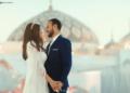 أحمد خالد صالح وهنادي مهنا