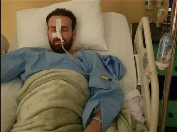 نضال الشافعي يدخل عملية جراحية جديدة : إدعوله