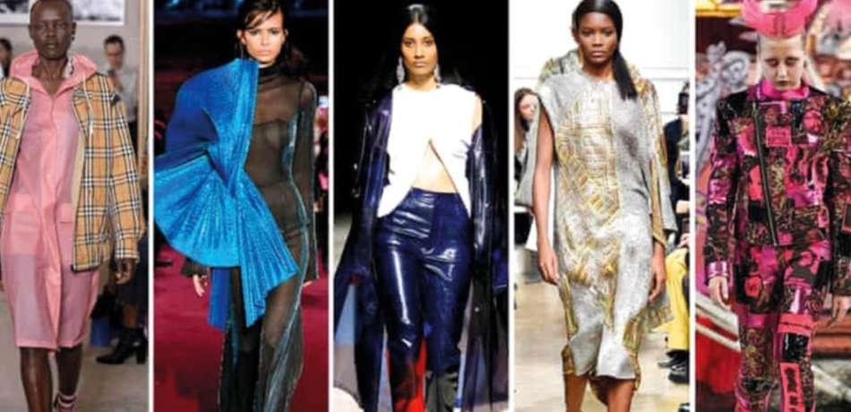 عروض الأزياء تتحدى كورونا بأسبوع الموضة في لندن