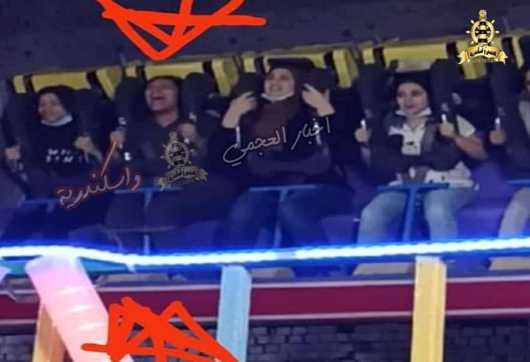 ربطوها بجبل في الكرسي.. وفاة طفلة بسبب الإهمال في ملاهي الإسكندرية