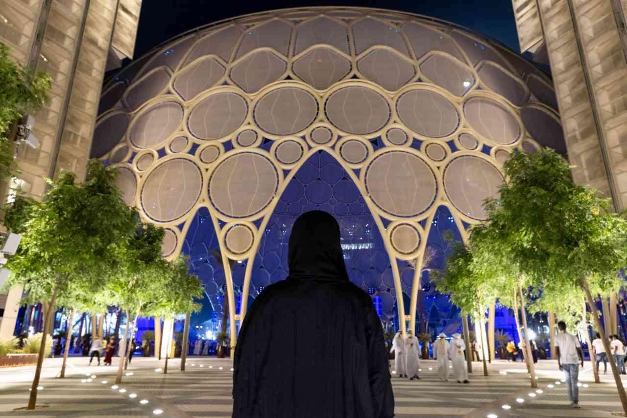 عجائب إكسبو دبي الهندسية