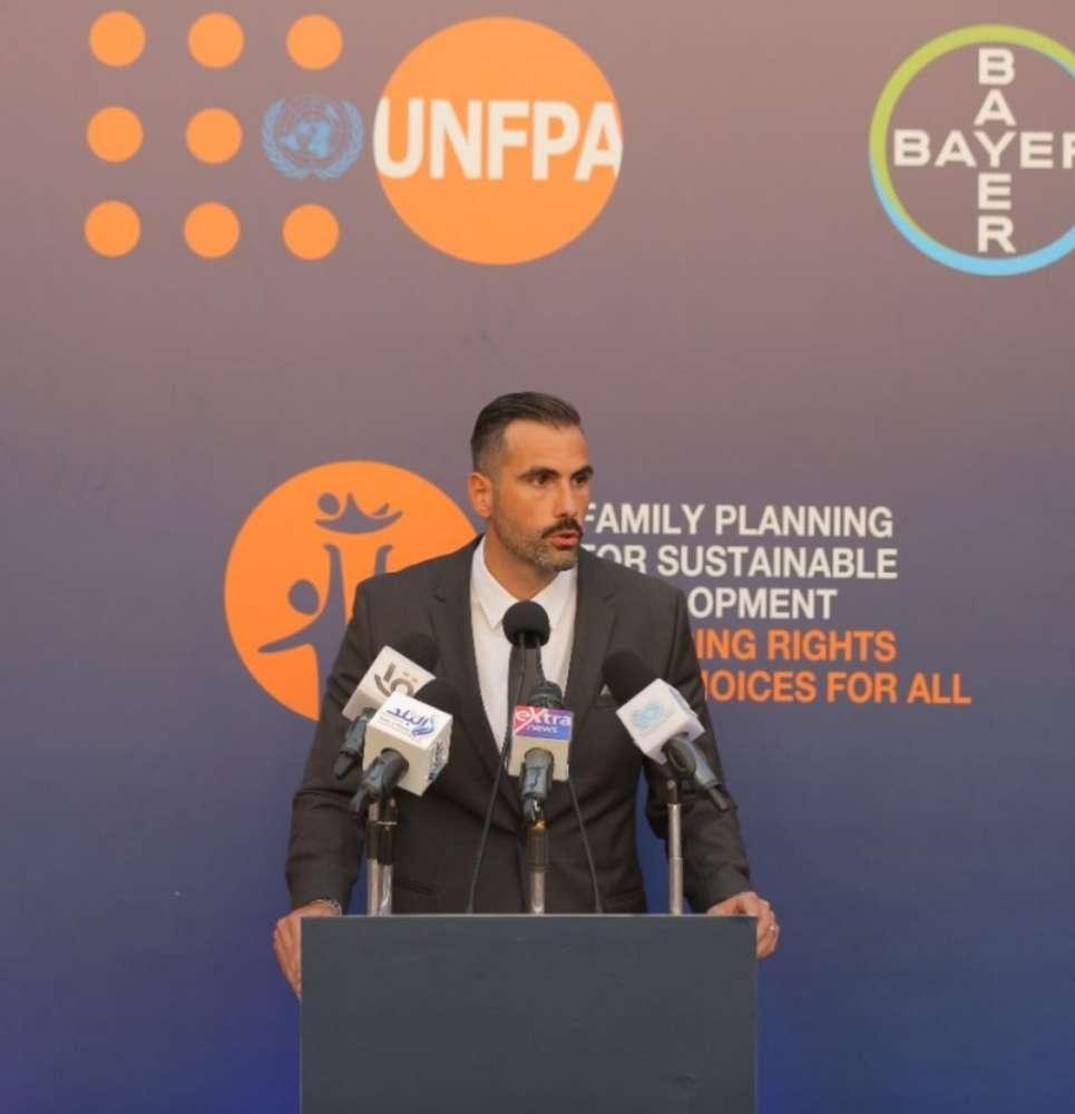 330 الف يورو دعم من باير الشرق الأوسط لحملة وزارة الصحة والسكان