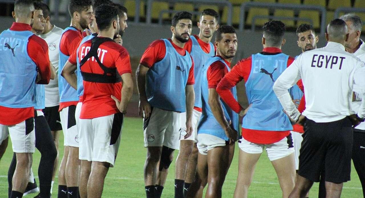 بالصور.. كواليس مران كيروش الأول مع منتخب مصر