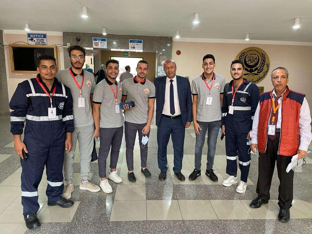 المجمعات التكنولوجية تشارك لأول مرة بمسابقة شباب مصر الثالثة للمهارات