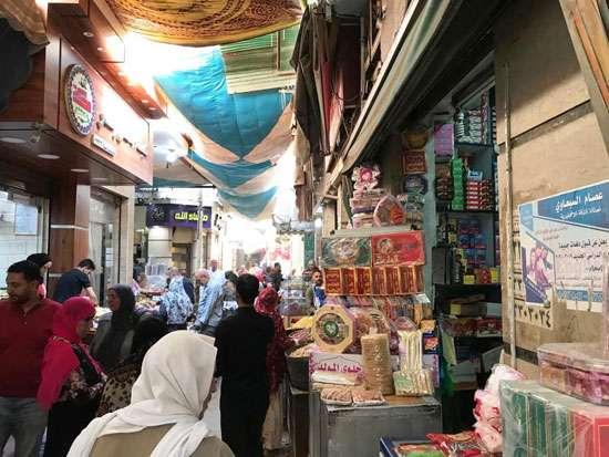 زور السيد البدوي واشتري حلاوة المولد بارخص الاسعار