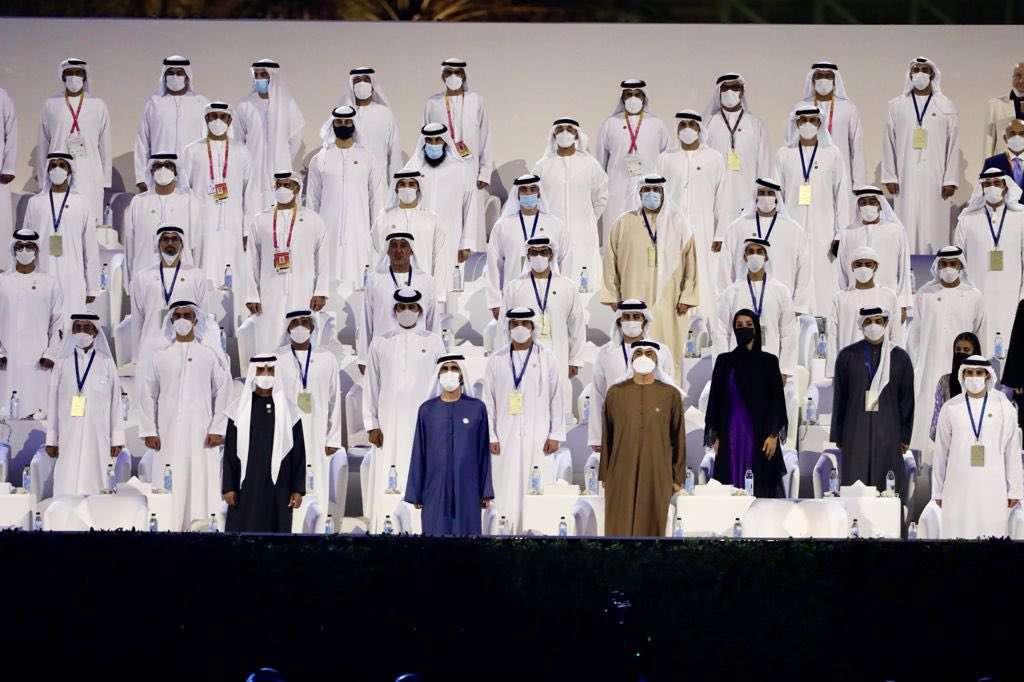 اتفرج.. حفل افتتاح أسطوري لمعرض إكسبو 2020 دبي