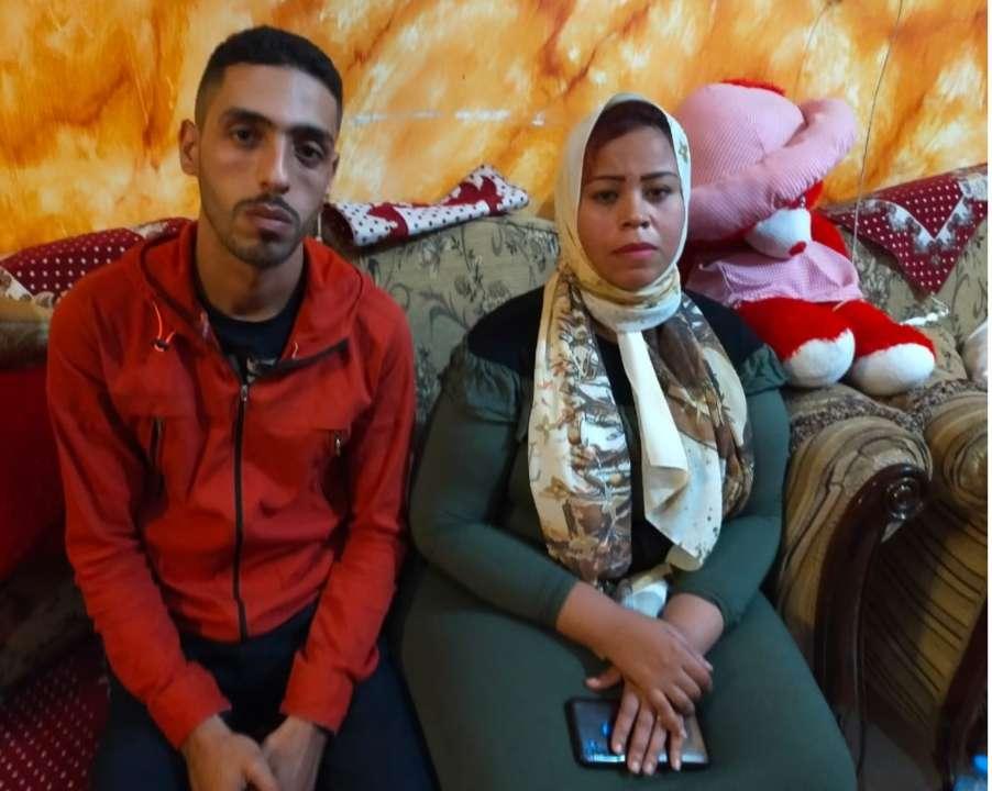 أمينة بنت مركز برما ماتت علي الفيس بوك..وجيرانها ينادونها بالمرحومة !