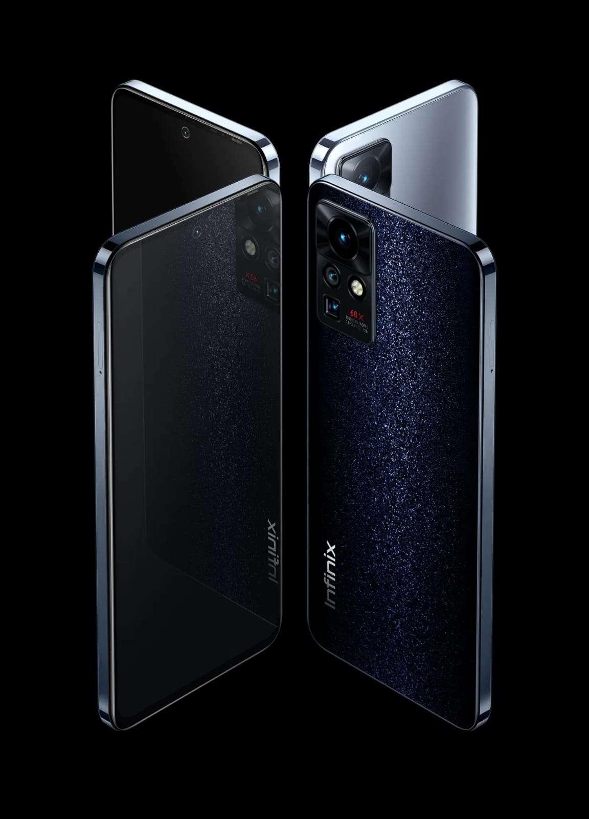 بعد طول انتظار.. إنفينكس تطلق هاتفها الجديد ZERO X Pro