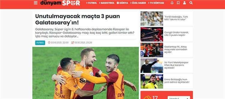 مصطفى محمد يتصدر عناوين الصحافة التركية.. اتفرج