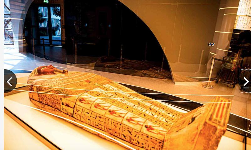 عظمة علي عظمة يامصر في إكسبو دبي