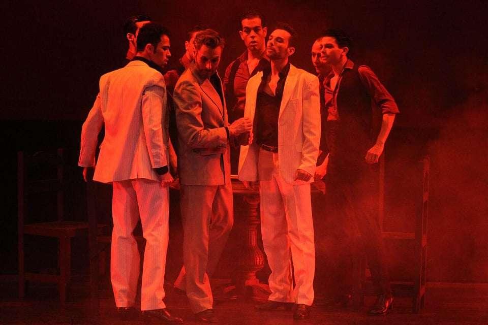 اللي بيحب رقصة الفلامنكو الإسبانية يحجز في الأوبرا