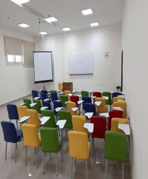 شاهد استعدادات جامعة القاهرة الجديدة التكنولوجية للعام الدراسي الجديد