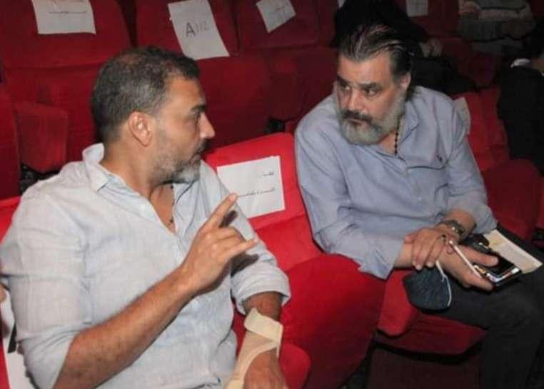 تحكيم مهرجان الأردن الدولي تشاهد الأفلام مع مجدي كامل وإبراهيم حمودة