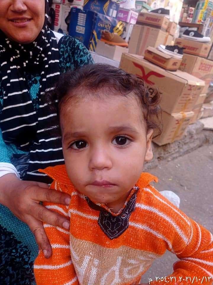ساعد في عودتها إلي المنزل.. العثور علي طفلة تائهه في المنيا